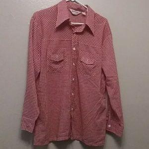 Vintage Wrangler Women Shirt